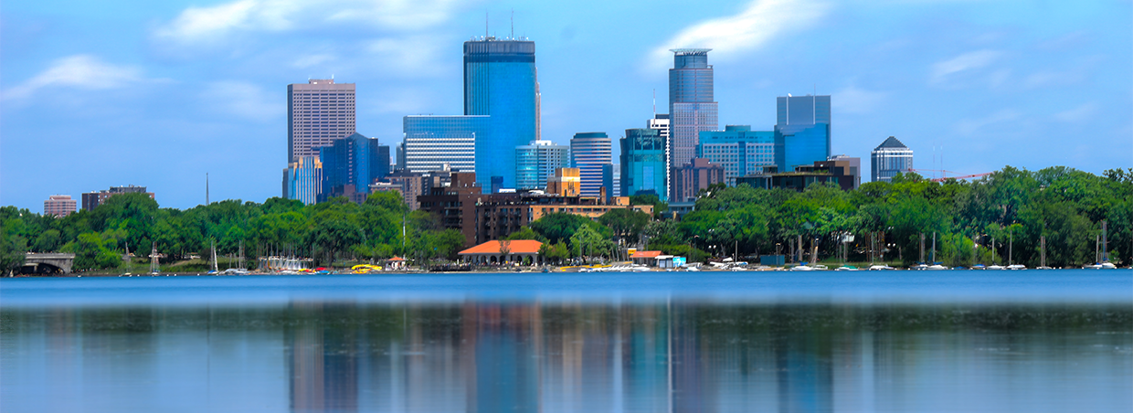 Minneapolis Skyline Photo