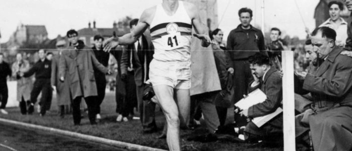 Roger Bannister and Thinking Positive